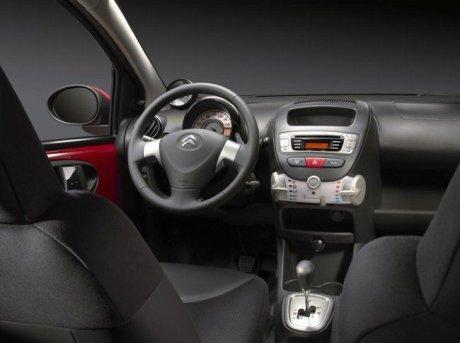 citroen C1 modelo 2012 interior